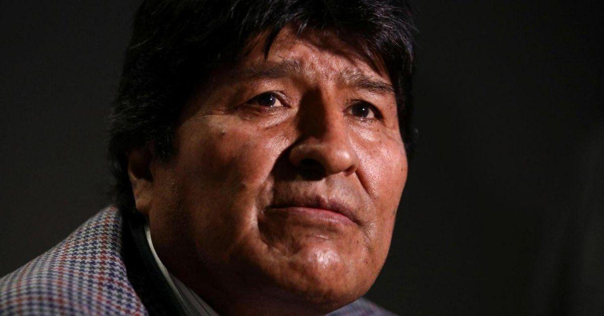 Evo Morales está refugiado en Argentina