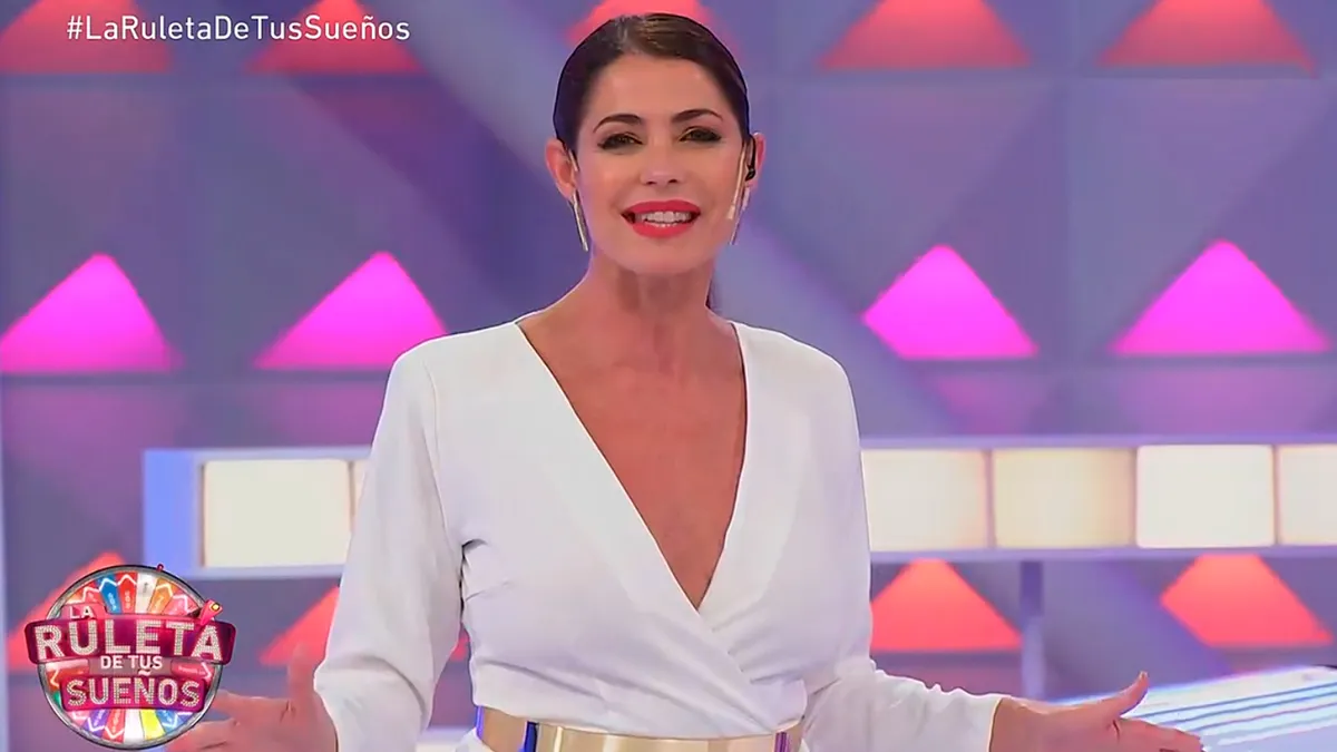Fracaso total de Pamela David en la primera semana con nuevo programa
