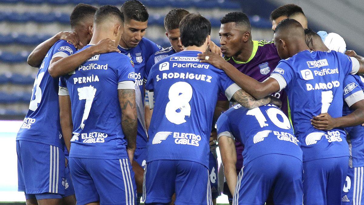 Emelec de Ecuador será rival de Unión en la segunda fase de la Copa Sudamericana.