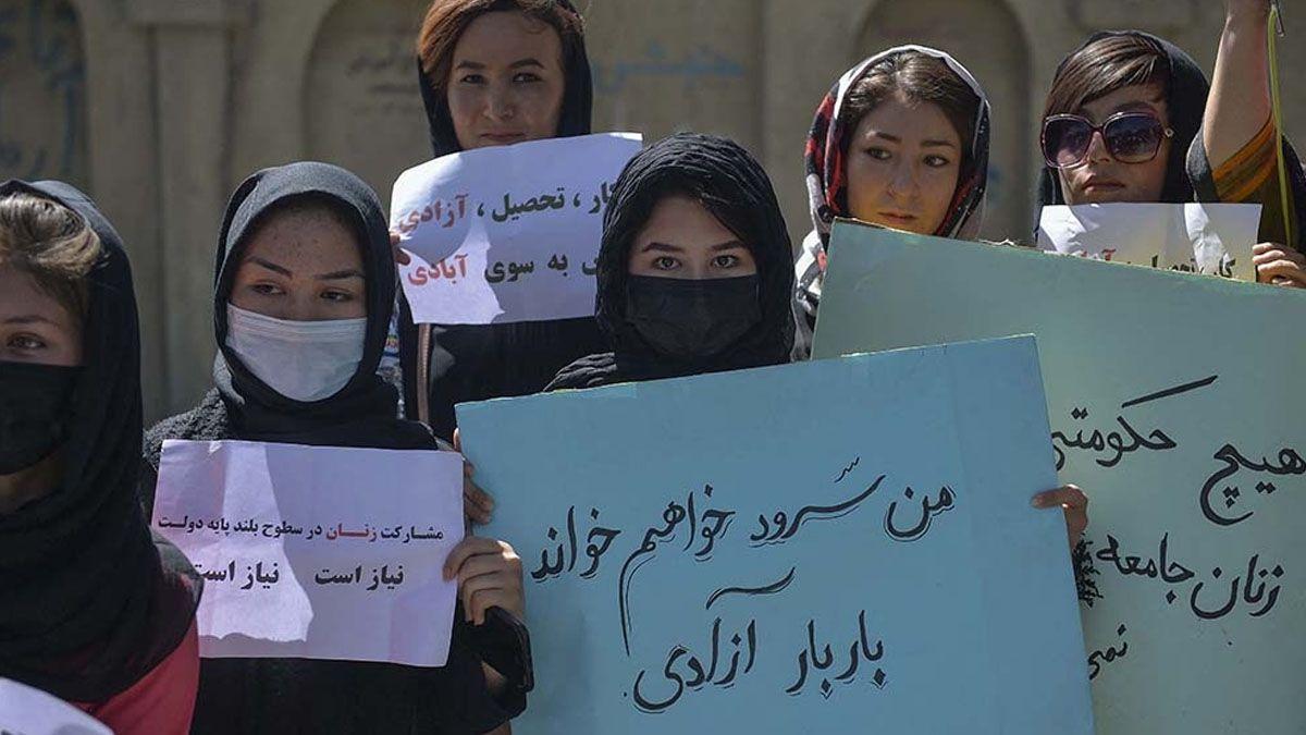 Los talibanes proclamaron la semana pasada un Gobierno provisorio