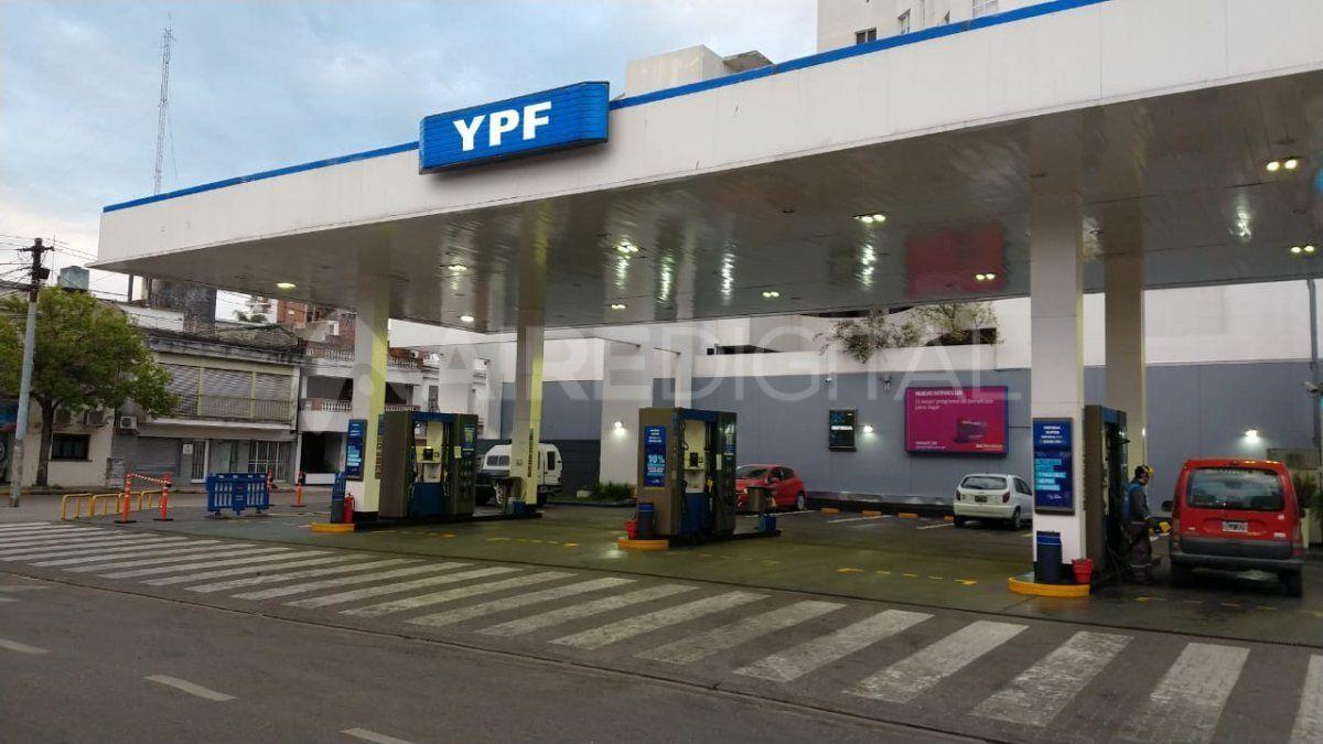 YPF aumentó sus combustibles desde la medianoche