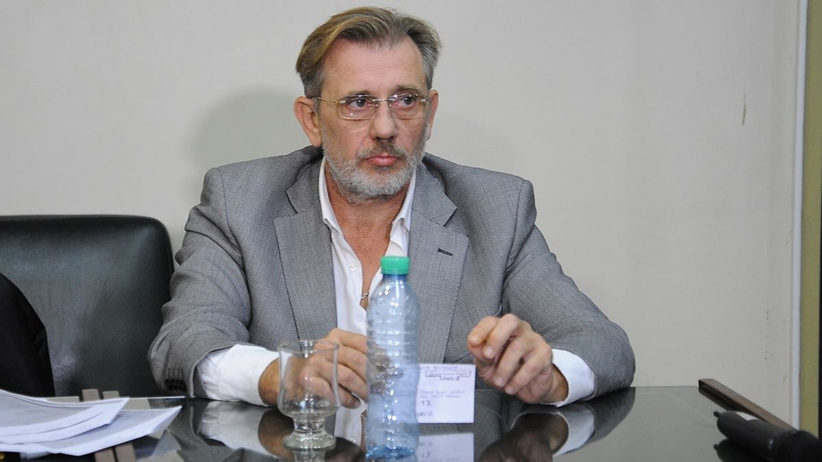 Germán Lerche está acusado