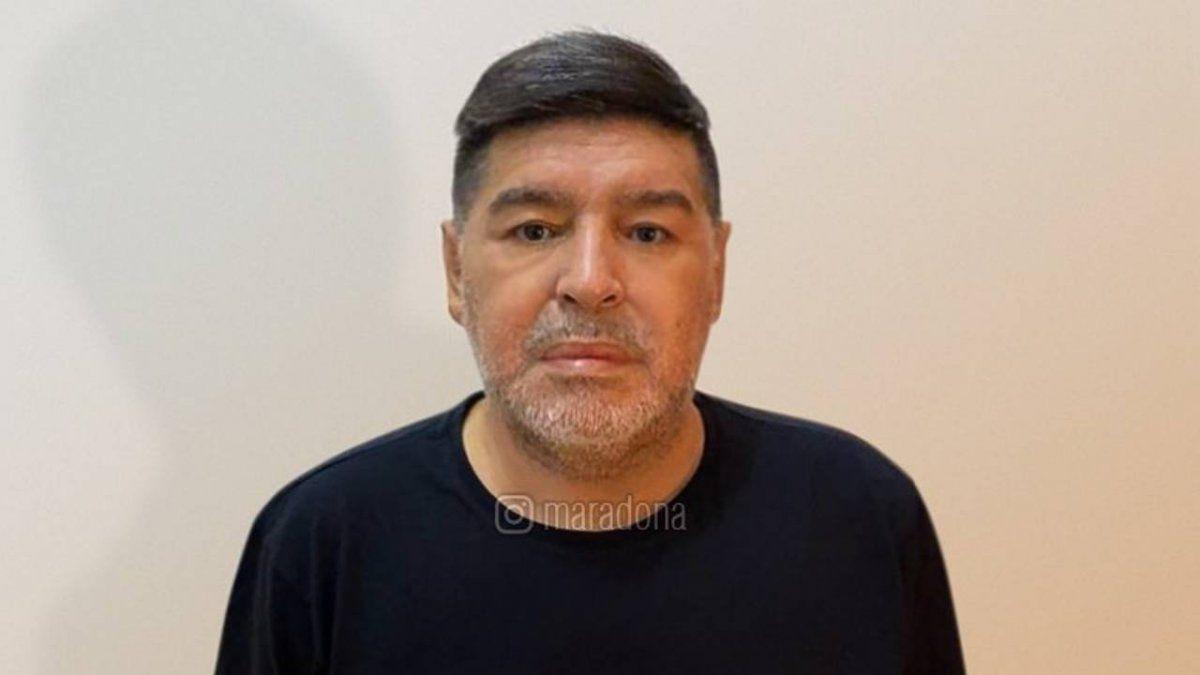 Diego Maradona murió el 25 de noviembre.