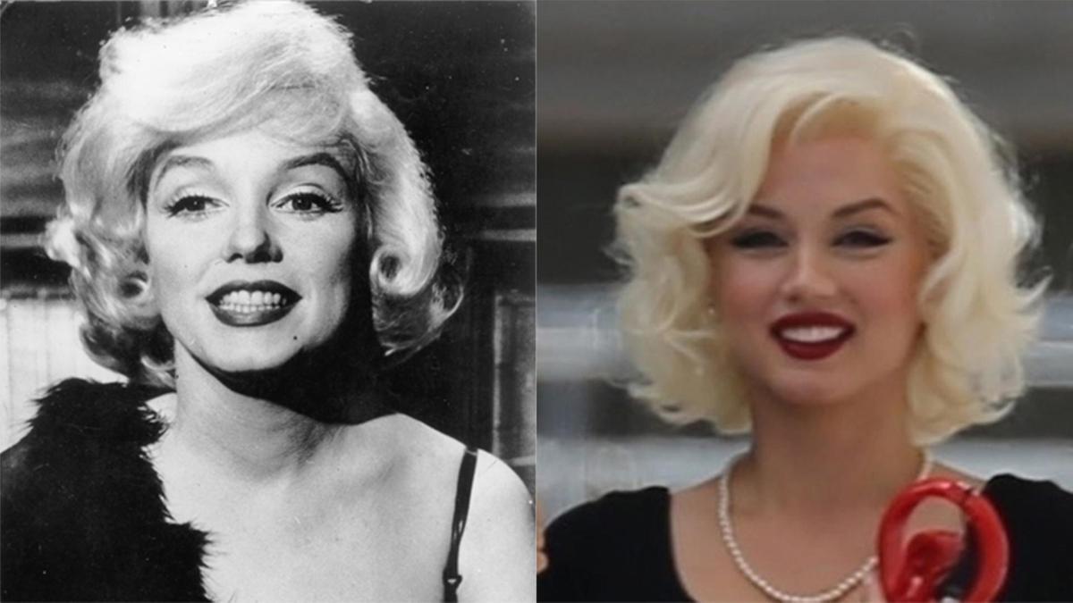 Netflix anunció Blonde: qué se sabe de la película sobre Marilyn Monroe con Ana de Armas