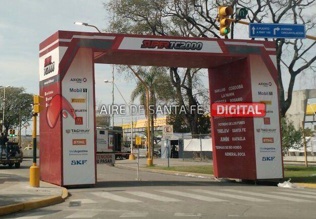 """""""Santa Fe está en los ojos del mundo a través del automovilismo"""""""