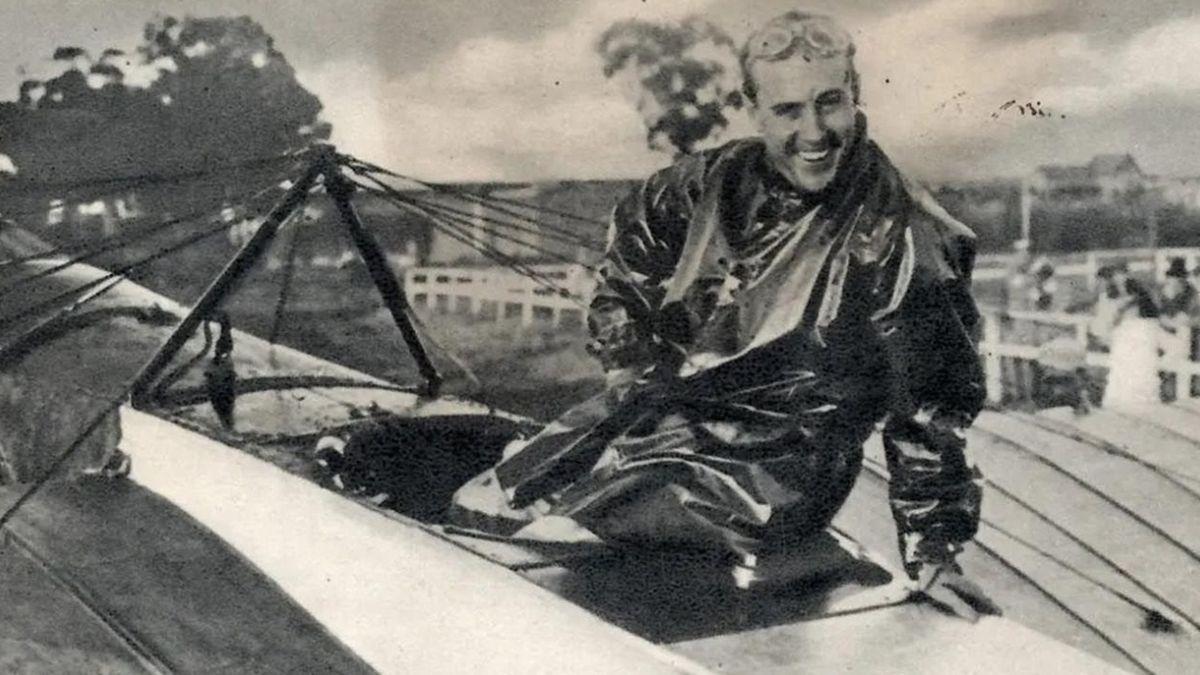 Jorge Newbery, el padre de la aeronáutica nacional