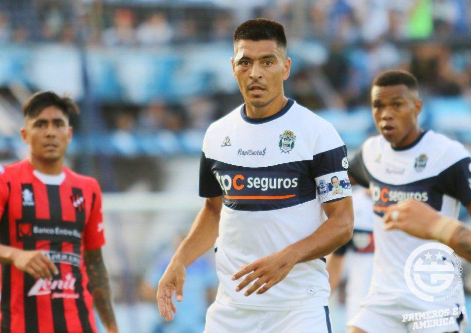 Paolo Goltz será jugador de Colón