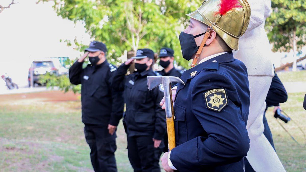 El Ministerio de Seguridad convoca a postulantes que quieran formar parte de la Policía de la provincia de Santa Fe, como suboficiales de Policía en el Escalafón Técnico, Subescalafón Bombero.