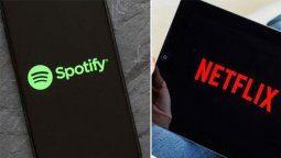 En el proyecto de ley impositiva, se contempla el pago de impuestos al uso de plataformas digitales como Netflix, Spotify y Amazon. Las alícuotas van de 3 a 12 %.