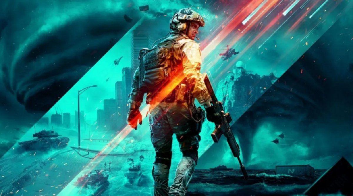 Battlefield 2042 pospuso su fecha de lanzamiento.