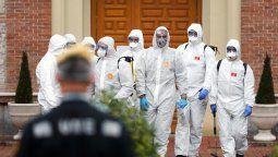 El Ministerio de Salud de España reportó este martes 18.418 casos, de los que 8.304 fueron diagnosticados en las últimas 24 horas, elevándose la cifra global a 1.116.738.
