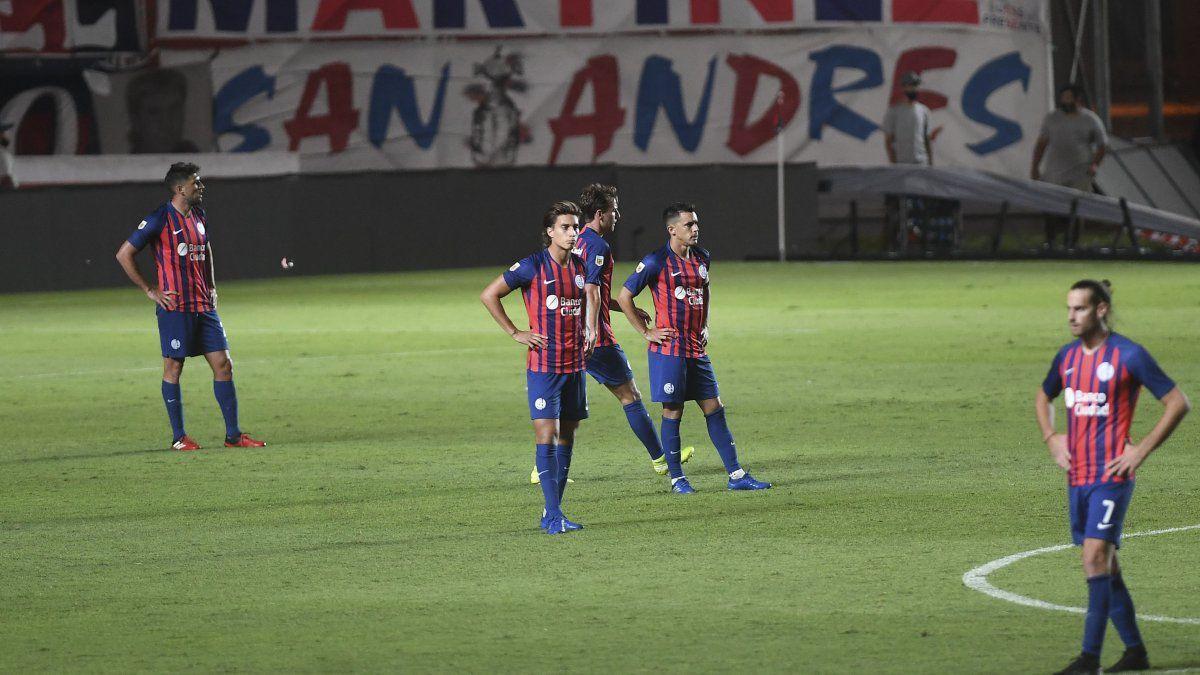 Tras la derrota por 4-0 ante Central Córdoba por la Copa de la Liga