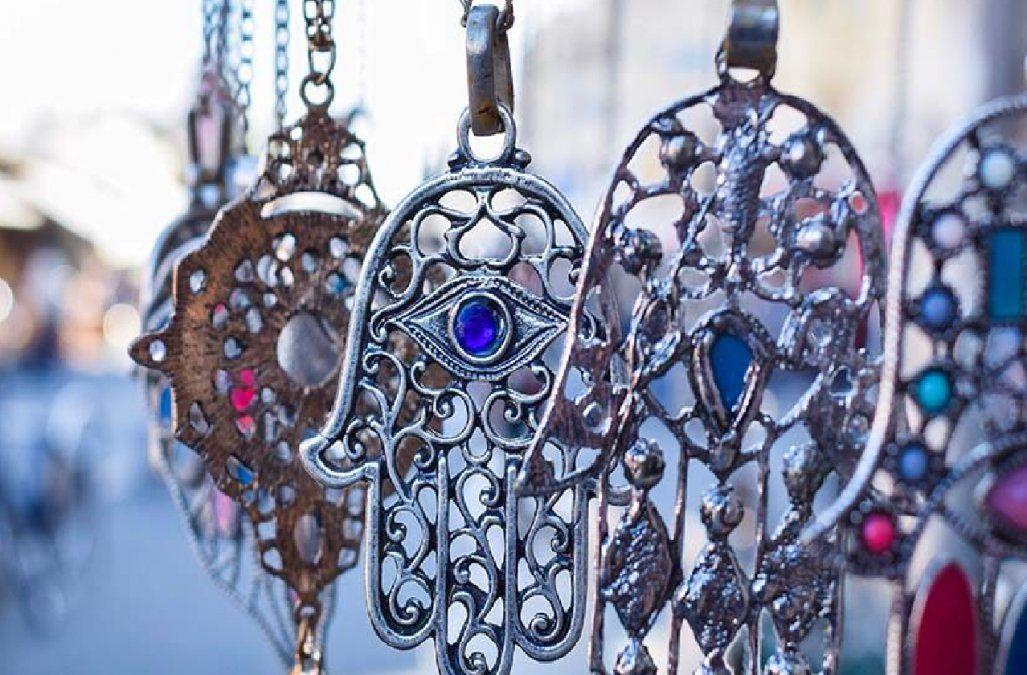 Mano de Fátima: significado del amuleto popular