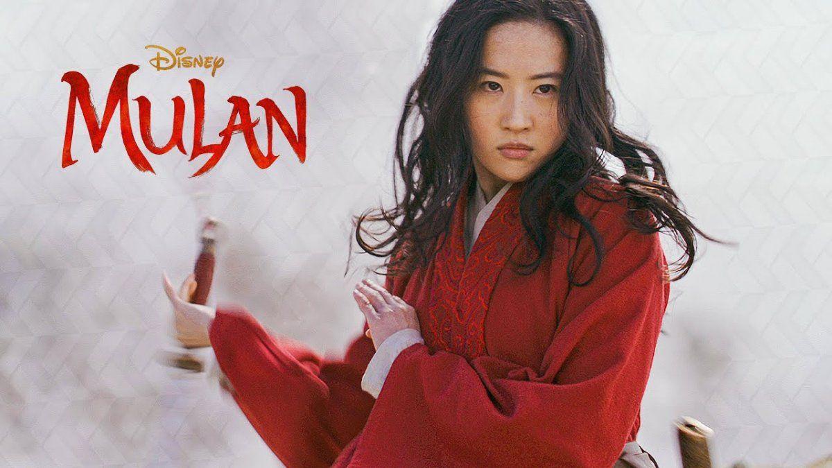 Mulán: el live action de la película animada llega hoy a Diney +