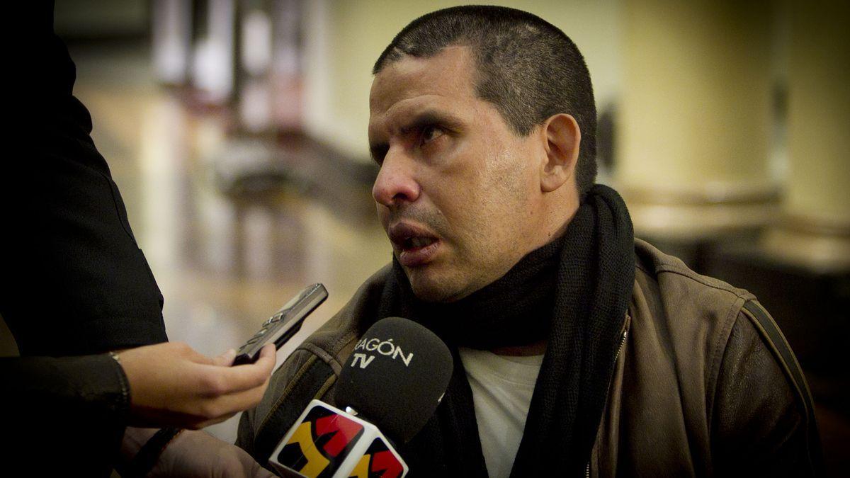 Fernando Cáceres fue dado de alta y ya está en su casa con su familia.