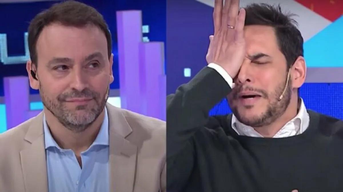 Adrián Pallares faltó a Intrusos y Rodrigo Lussich contó el motivo: Se marchó