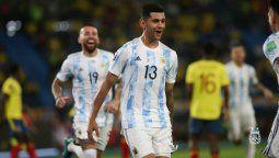 La Selección Argentina retornó al país, ya piensa en la Copa América y le realizarán estudios a Cristian Romero, quien se retiró lesionado ante Colombia.