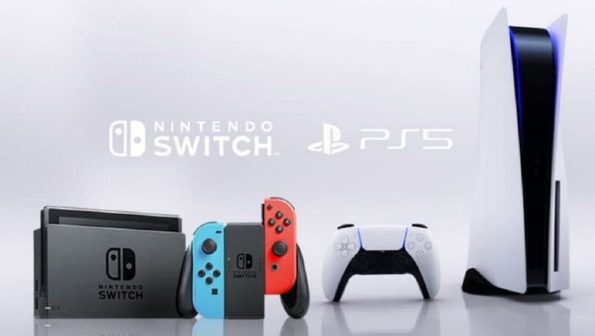 PlayStation 5 y Nintendo Switch contarán con grandes novedades.