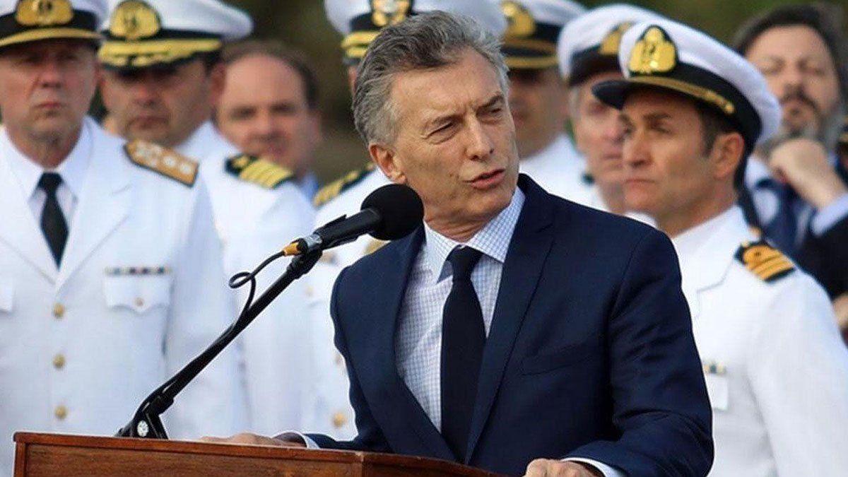 Mauricio Macri declaró a la distancia en la causa en la que se investigan supuestas maniobras de espionaje ilegal desplegadas durante su gobierno sobre los familiares de los tripulantes del submarino ARA San Juan.