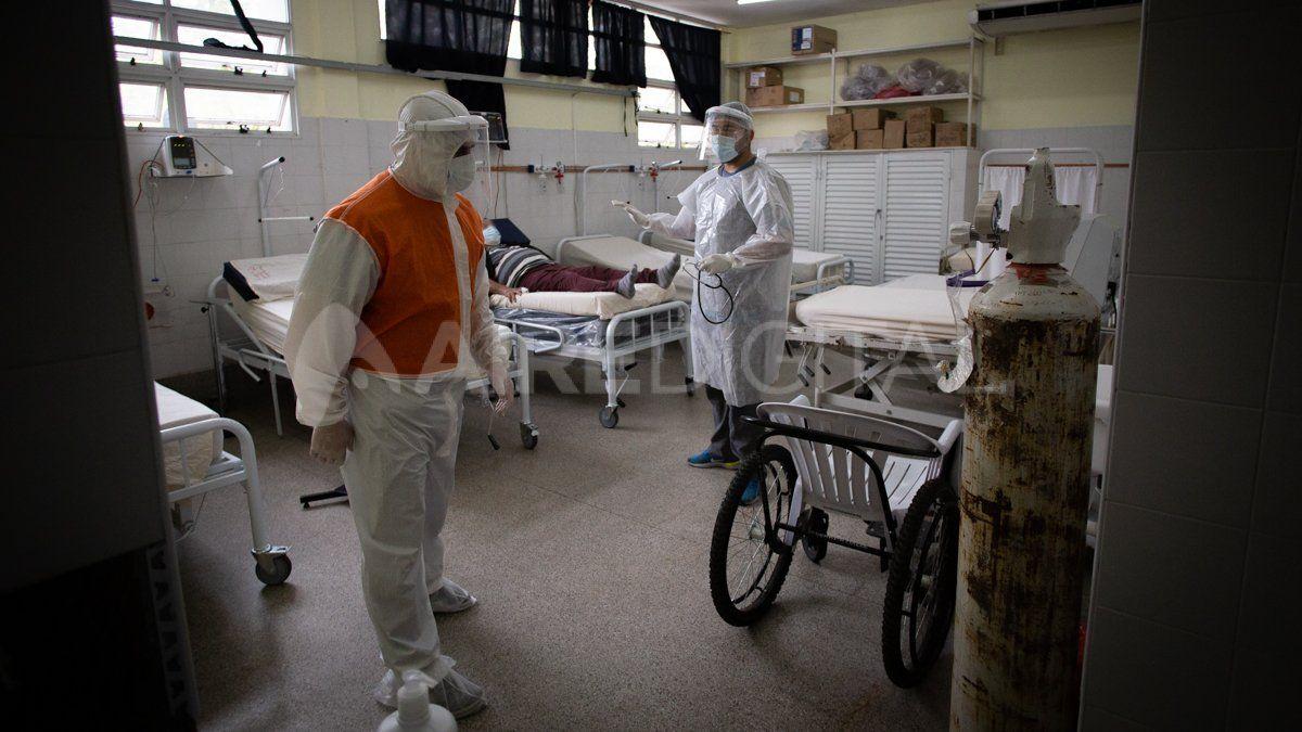 El total de casos de coronavirus desde el comienzo de la pandemia en Santa Fe es 62.895