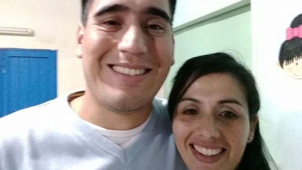 Esposa de tripulante del ARA San Juan denuncia que le robaron computadora con fotos del marido