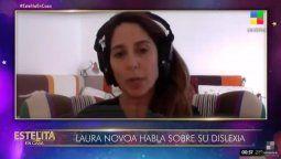 Laura Novoa increpó al aire a Estelita en su propio programa: Sos una perra