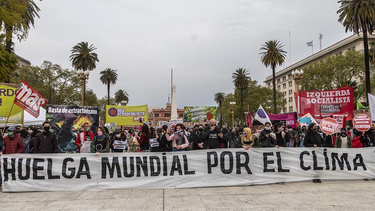 La marcha se replicó también en ciudades deAlemania