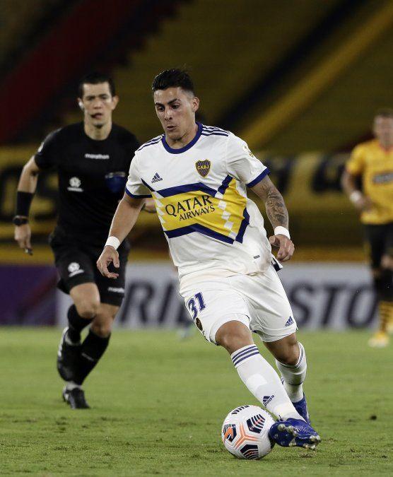 Boca cayó en Guayaquil y quedó como escolta en el Grupo C.