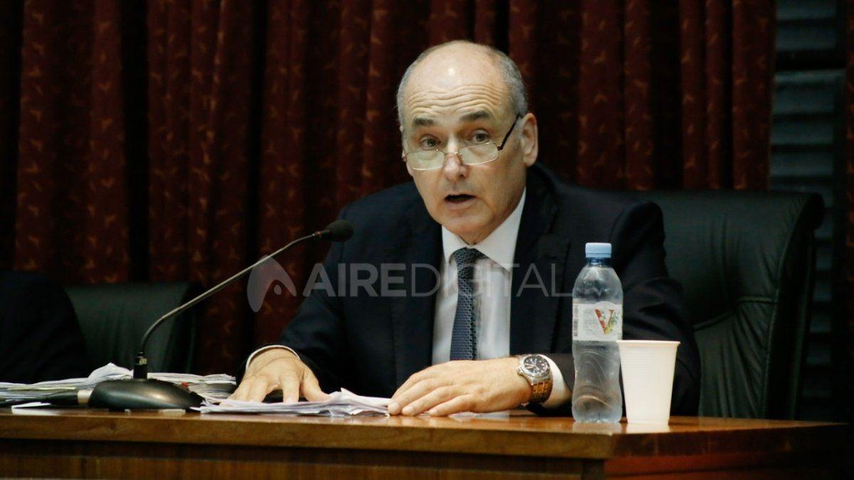 El juez Pablo Busaniche acreditó la hipótesis fiscal e impuso la prisión preventiva