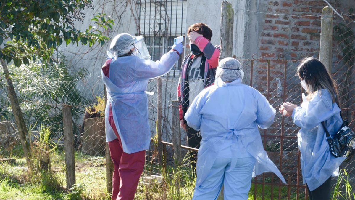 Coronavirus en Argentina: el país registró casi 15.000 nuevos casos de coronavirus