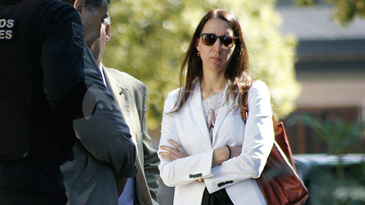 Cristina Ferraro. La fiscal de la Unidad Especial de Homicidios es investigada por el rol que tuvo en la custodia de distintos elementos que estaban donde mataron al empresario Hugo Oldani.