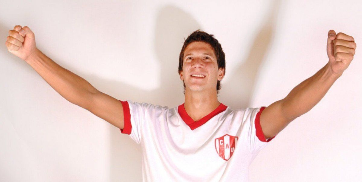 Diego Barisone cumpliría 32 años en el día de hoy.