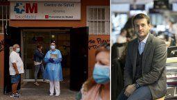 Juan Fernández Miranda, redactor y jefe del diarioABCdeMadrid,habló este lunes enAire de Santa Fe y contó cómo se vive esta segunda etapa de la pandemia en España.