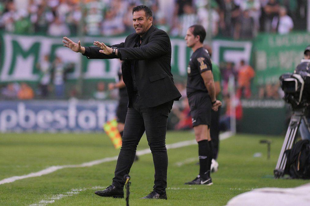 Diego Dabove está muy cerca de convertirse en nuevo entrenador de San Lorenzo.