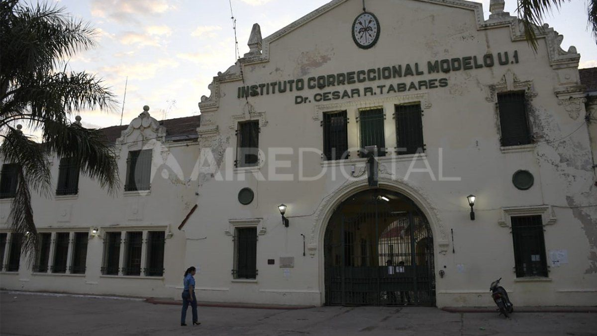 La intervención en la cárcel de Coronda implicará la demolición de las estructuras existentes en dichos patios