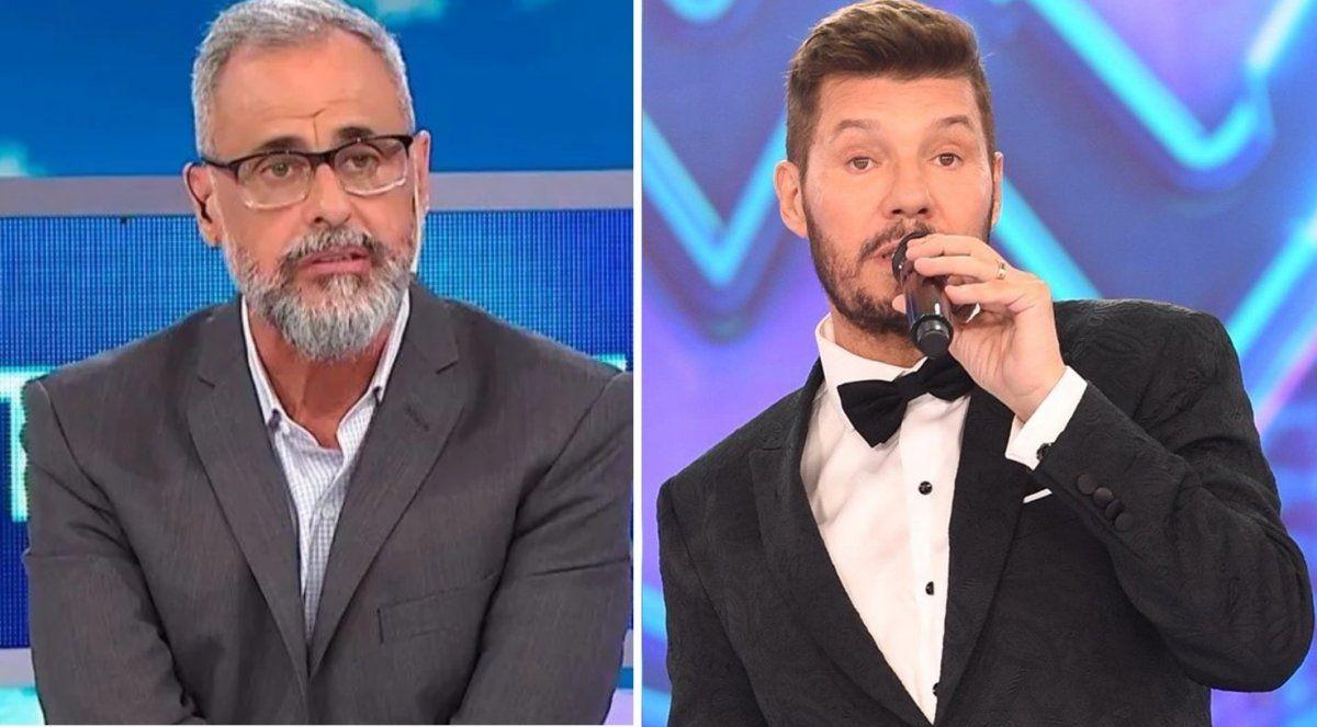 Marcelo Tinelli metió a Jorge Rial en el escándalo de San Lorenzo