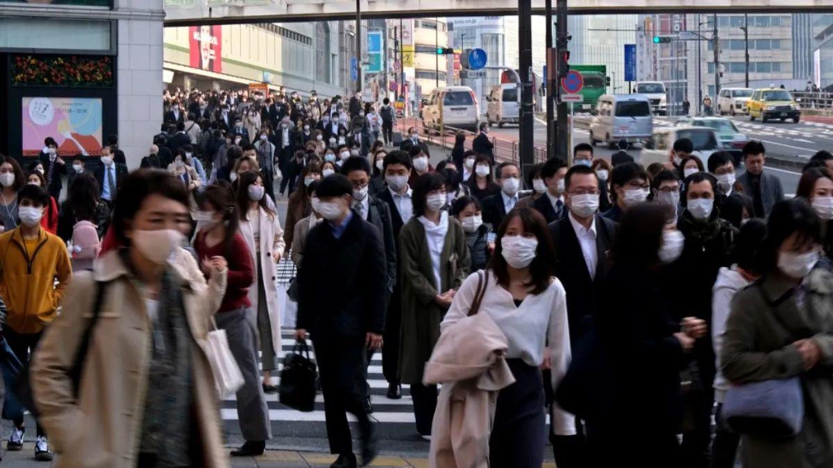 Japón está experimentando un repunte sin precedentes en el número de casos de coronavirus con el país entrando en el invierno.