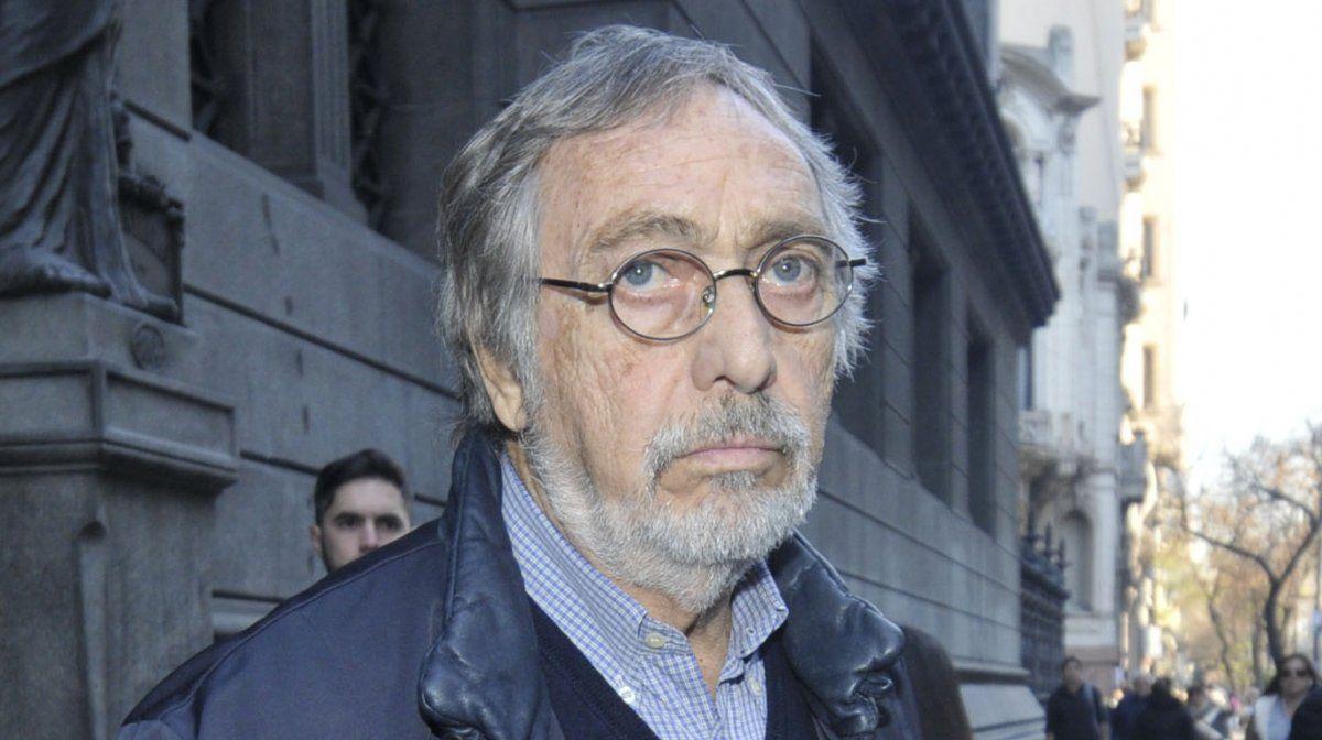 Luis Brandoni fue denunciado penalmente por gritarle asesina a Cristina Kirchner