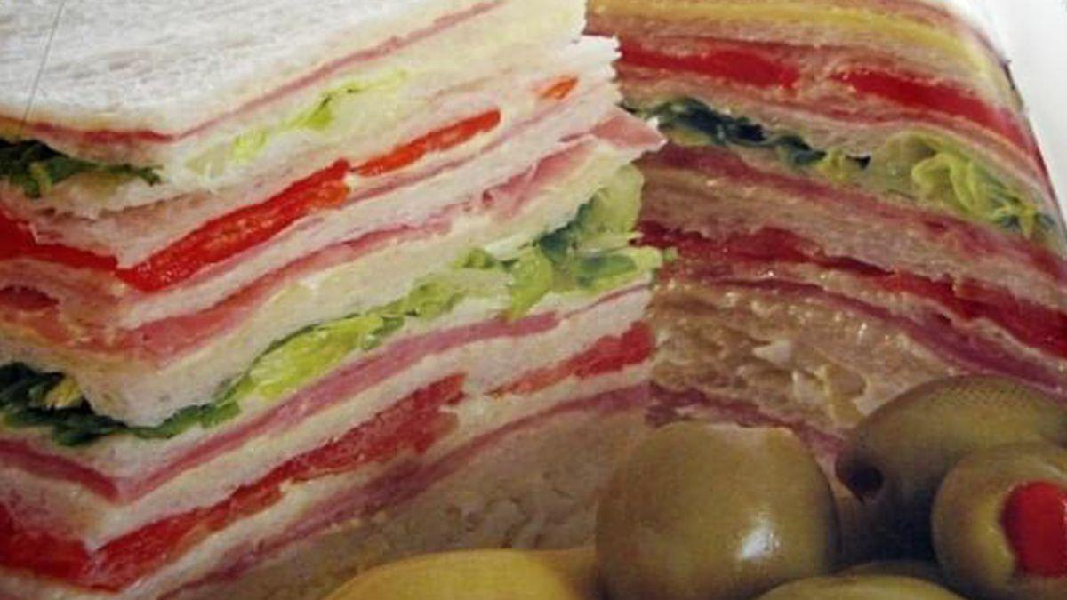 Este sábado a las 14 de conocerá el mejor sándwich de miga del mundo.
