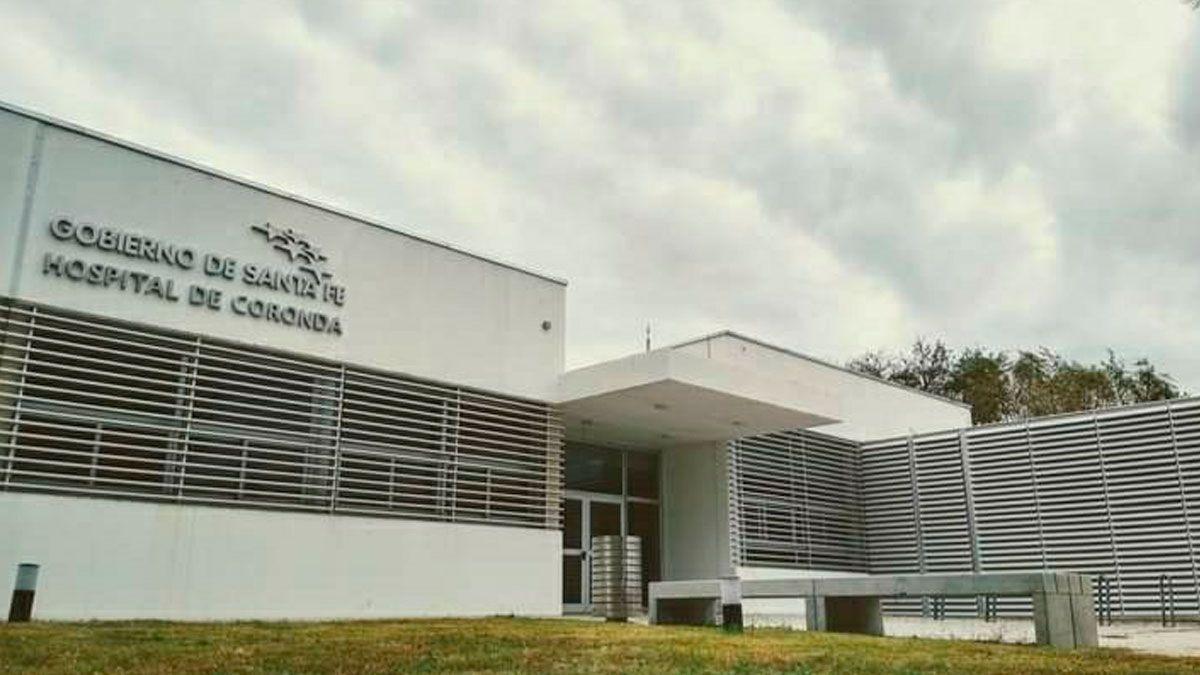El sábado 3 de octubre de 2020 se concretó la habilitación de un ala del nuevo Hospital de Coronda para la atención de pacientes Covid.
