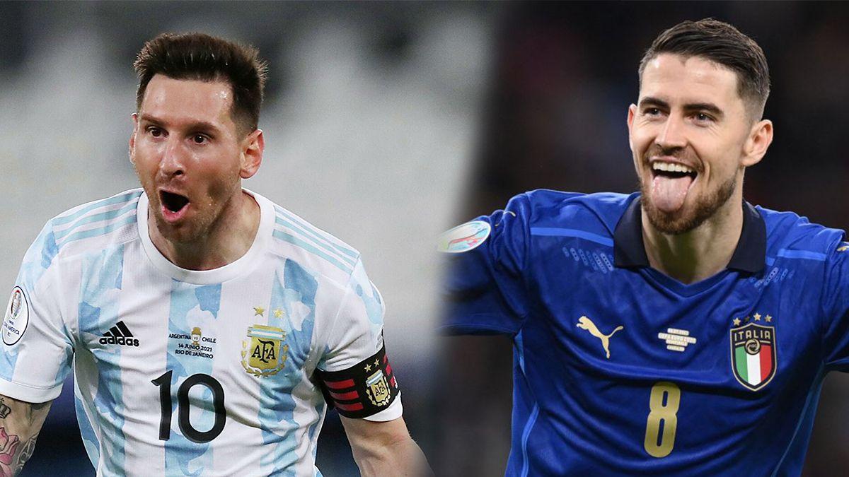 La Selección Argentina e Italia jugarán en junio de 2022