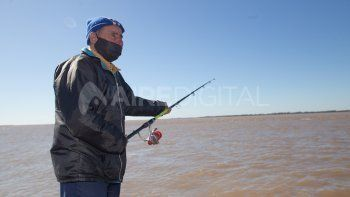 La Provincia oficializó la habilitación de la pesca deportiva y la navegación recreativa