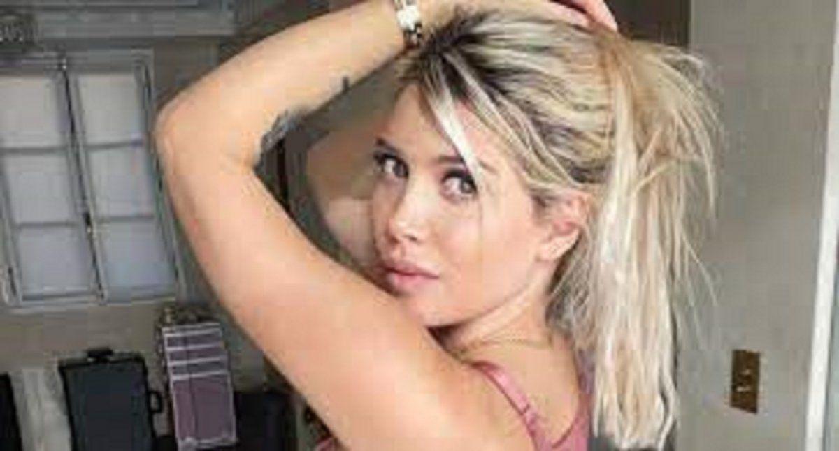 Wanda Nara y una presunta indirecta para Maxi López.