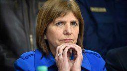 Patricia Bullrich aseguró queconfirmó queasistirá a la marcha sin romper ninguna norma establecida en el marco del aislamiento social obligatorio.