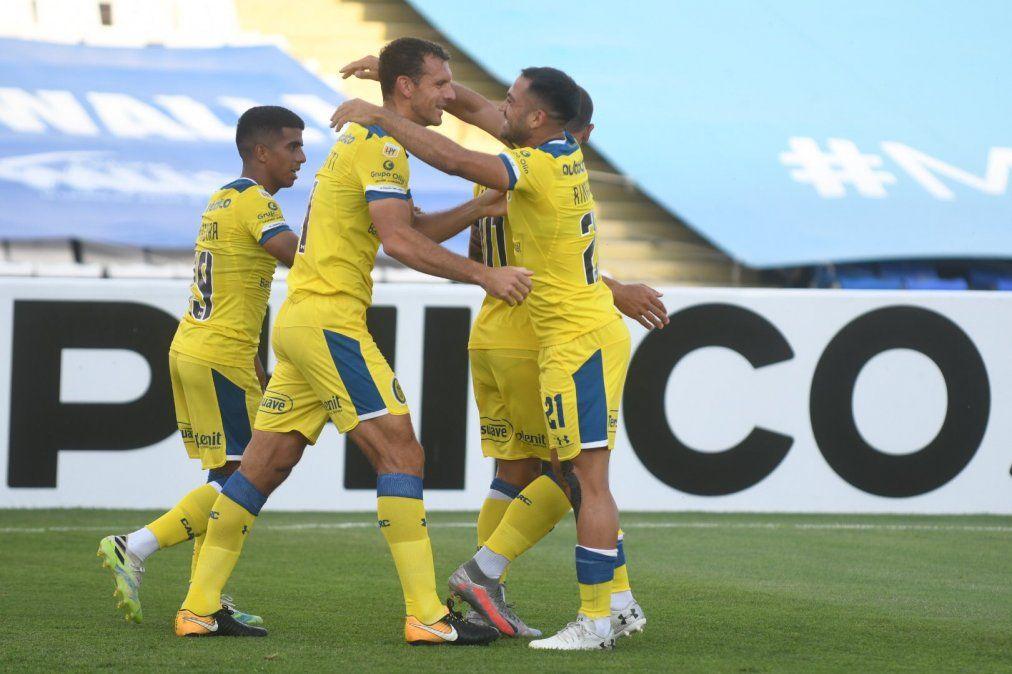 El Canalla consiguió un importante triunfo para seguir con aspiraciones en la parte principal del torneo.