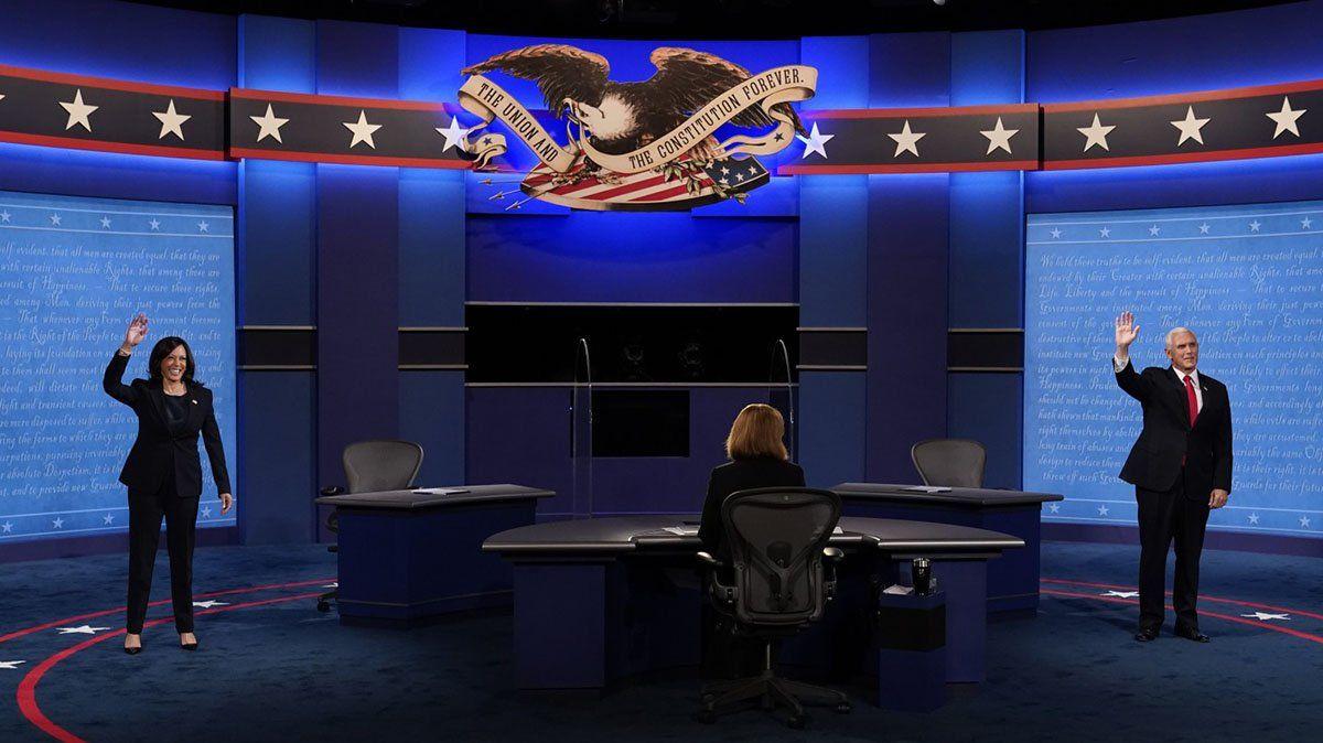 El vicepresidente de Estados Unidos