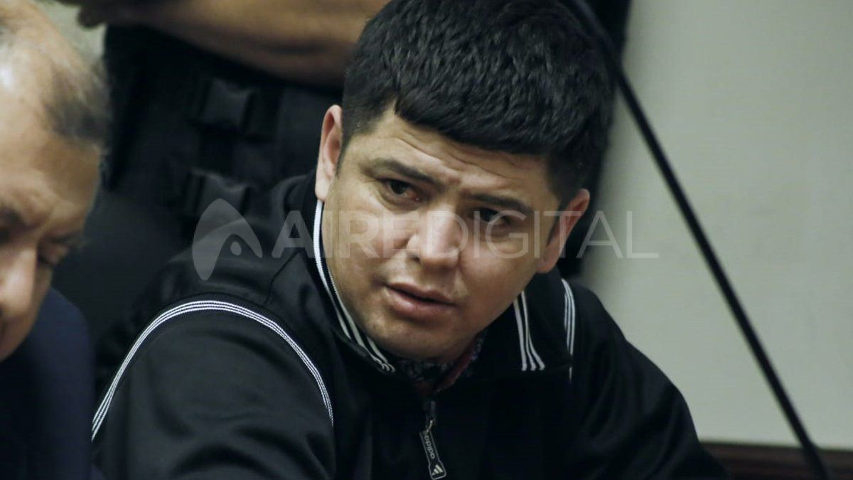 El albañil de 35 años se encuentra preso en la cárcel de Coronda.