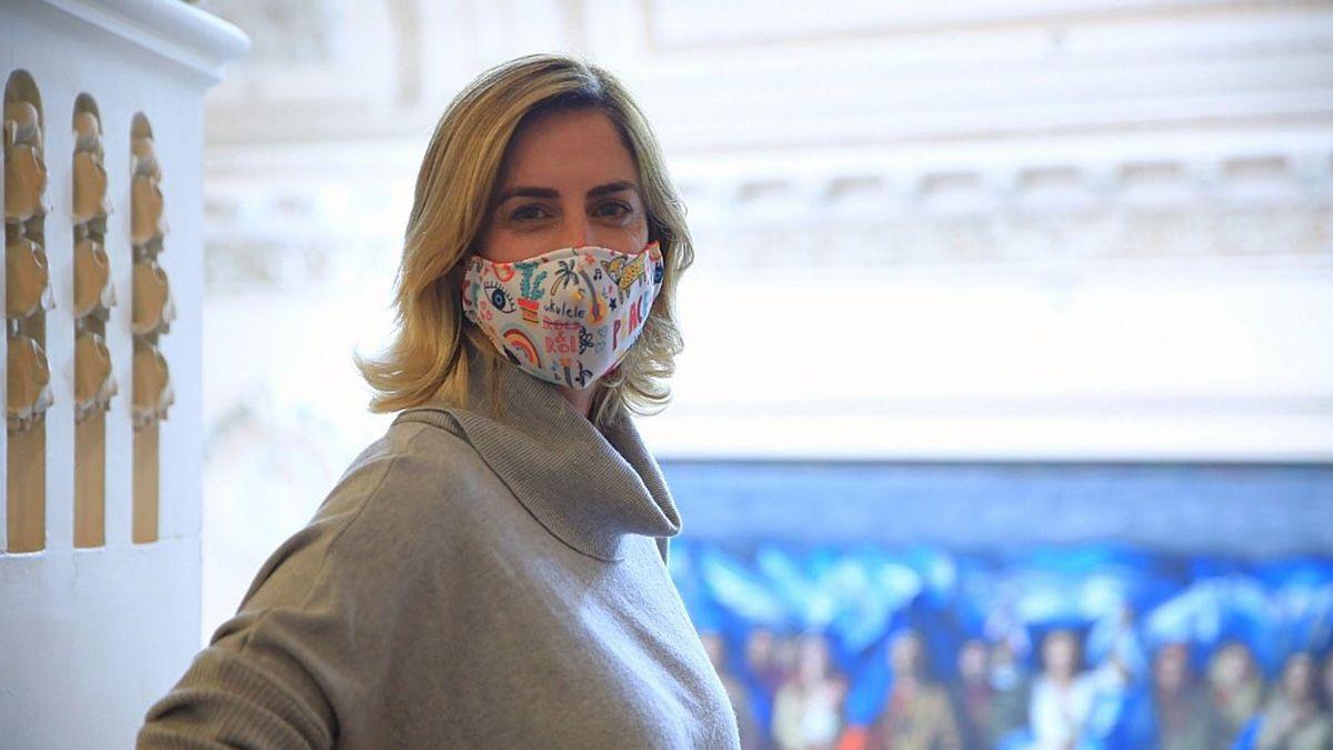El testimonio de la diputada Cesira Arcando tras el tratamiento con ibuprofeno inhalado