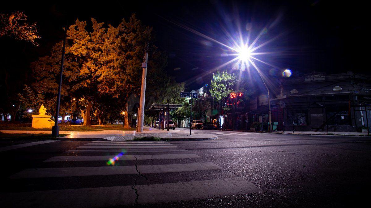 Desde este lunes rige la restricción de circulación nocturna en Santa Fe
