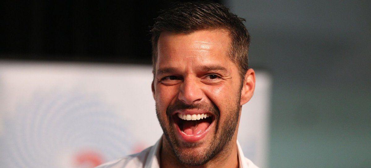 Ricky Martin participará en la producción navideña de Netflix